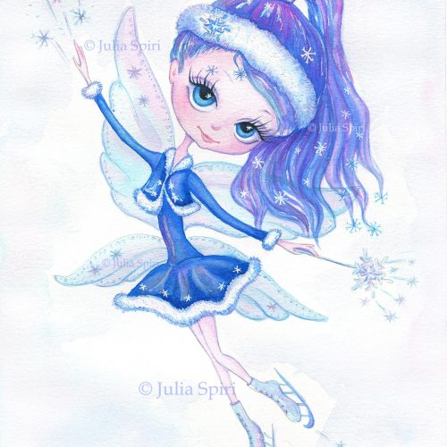 Show Fairy Original art